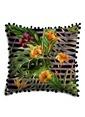 Maxx Deco Tropic Dekoratif Yastık Renkli